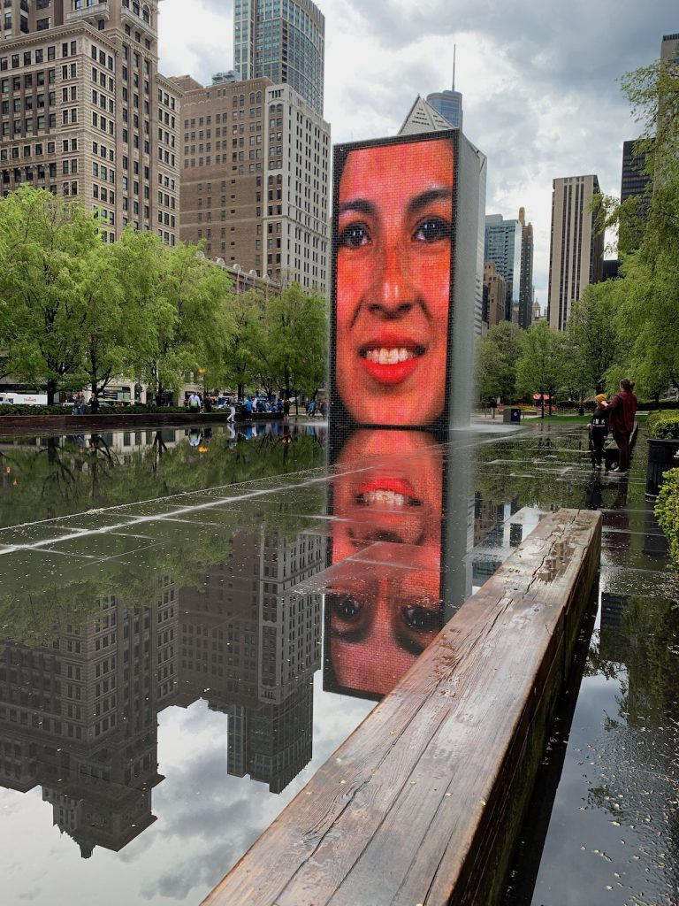 CCG awarded iconic Crown Fountain Evaluation Project | IMG_0461-768x1024