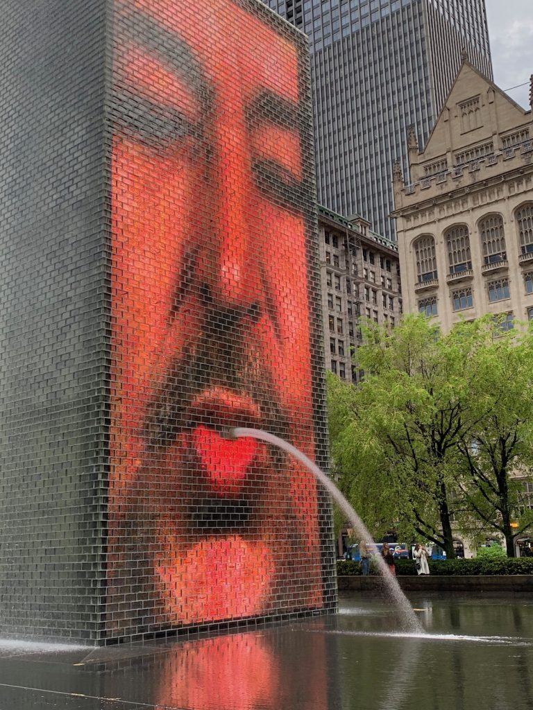 CCG awarded iconic Crown Fountain Evaluation Project | IMG_0465-768x1024